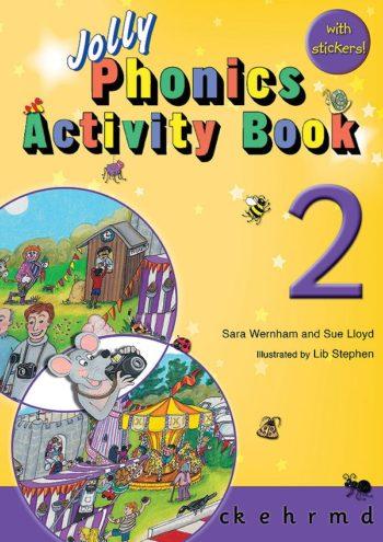 JL534 Jolly-Phonics-Activity-Book-2