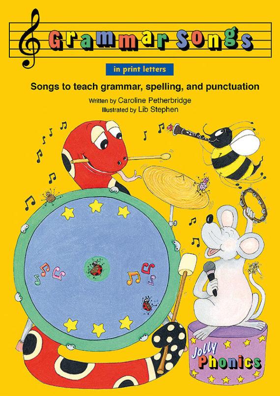 JL518 Grammar-Songs-US-Book-Cover