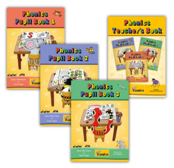 JL756 Jolly Phonics Class Set BE