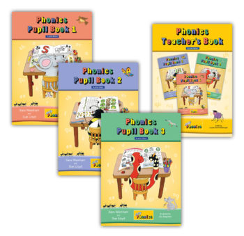 JL861 Jolly Phonics Class Set BE Print