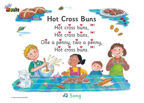 JM-Rec-Big-Book-Hot-Cross-Buns-poster