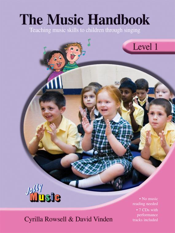 JL438 Jolly Music Handbook Level 1