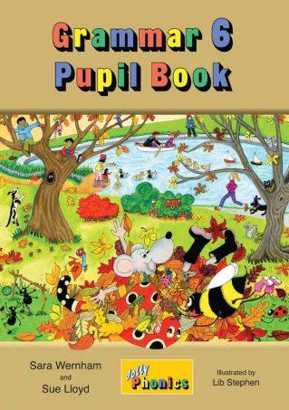 JL131-Grammar-6-Pupil-Book