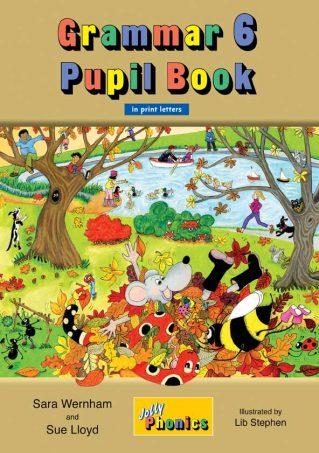 JL158-Grammar-6-Pupil-Book-in-print-letters