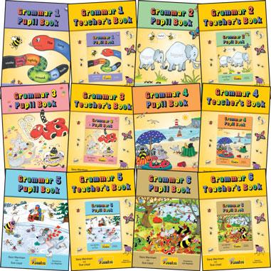 Grammar Pupil & Teacher's Books