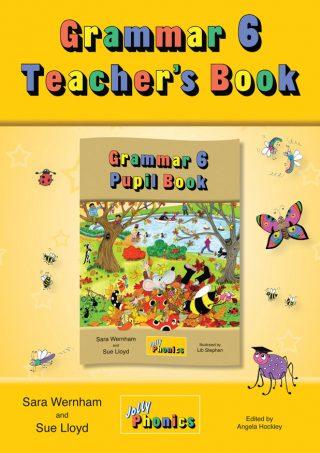 JL14X-Grammar-6-Teacher