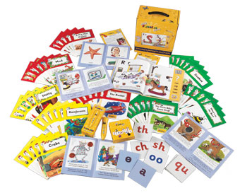 Jolly Phonics Extra - Struggling Readers