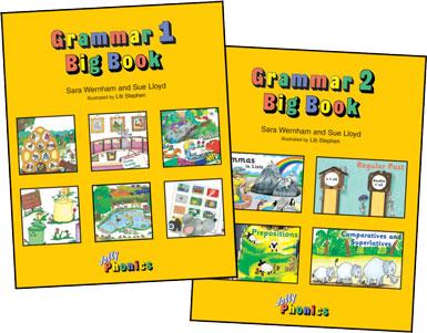 Grammar Big Books