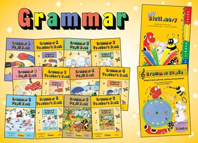 Grammar, Spelling & Punctuation Resources