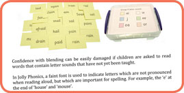 Word Blending Boxes