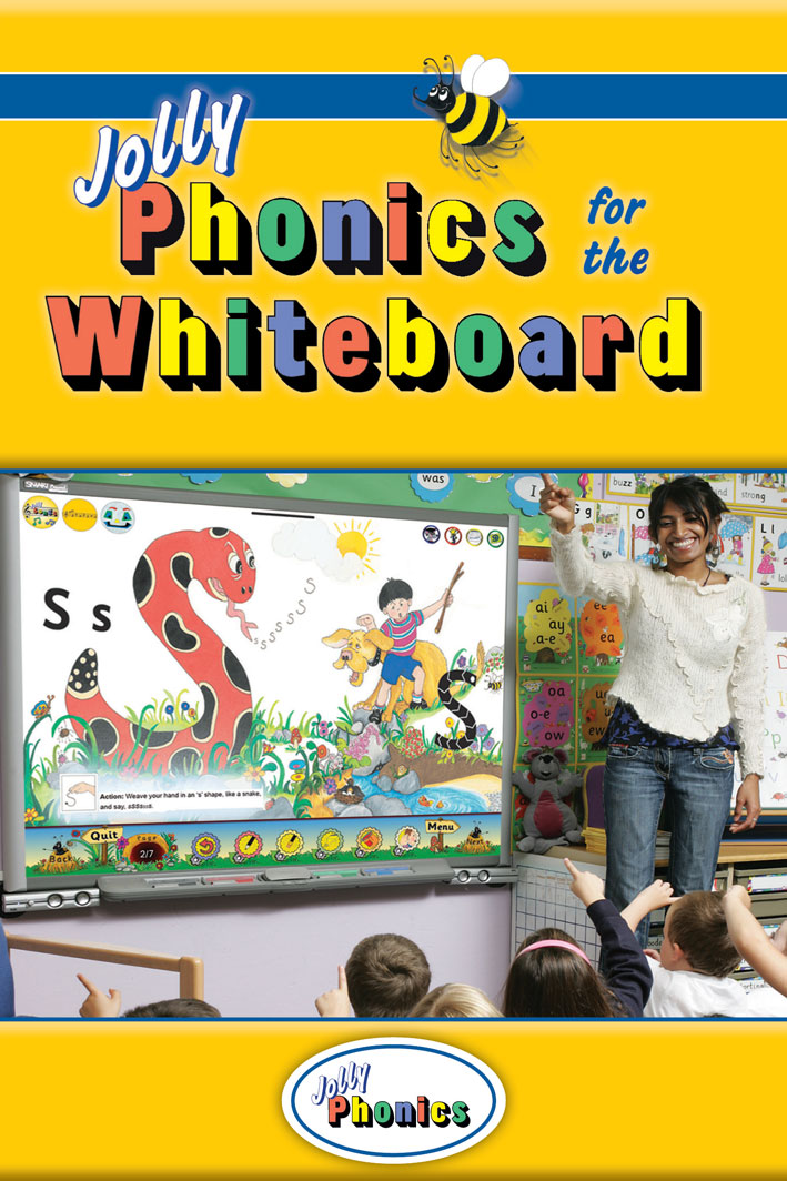 Jolly Phonics for the Whiteboard
