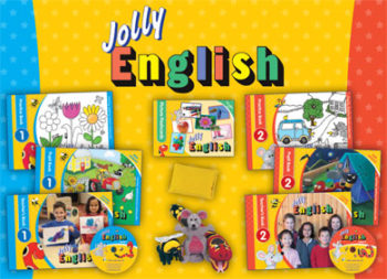 Jolly English Resources