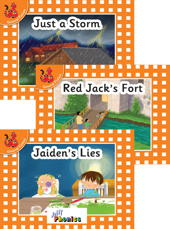 Orange Readers Set JL778
