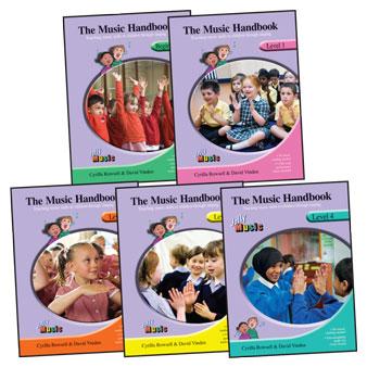 The Music Handbooks