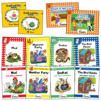 Decodable readers
