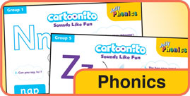 Resource Bank For Teachers And Parents Jolly Phonics