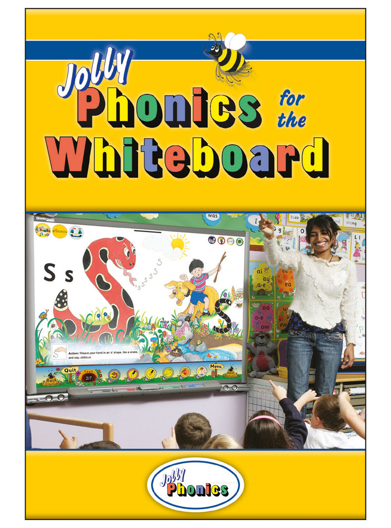Jolly Phonics For The Whiteboard Jolly Phonics