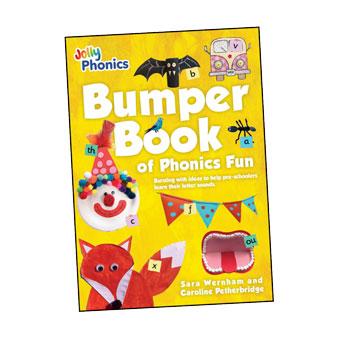 Bumper Book of Phonics Fun