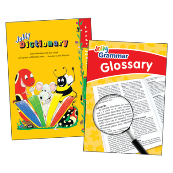 Dictionary and Glossary