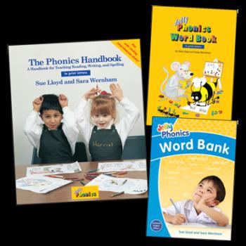 The Phonics Handbooks